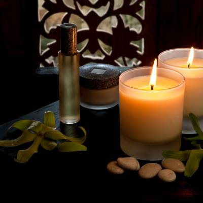 Bvlgari Spa Candles