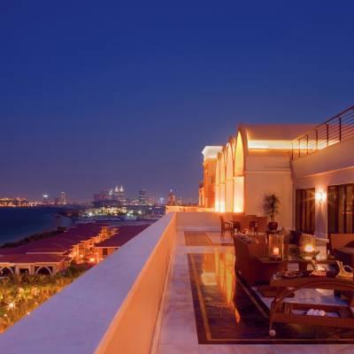 Grand Imperial Suite Terrace