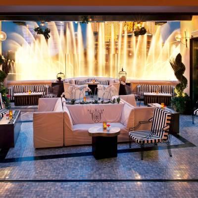 Bellagio Hotel Lounge
