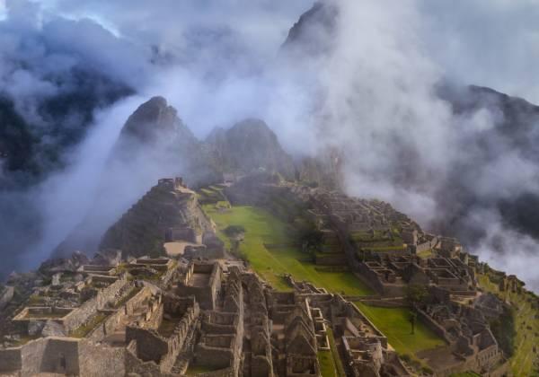 Sacred Valley Machu Picchu V