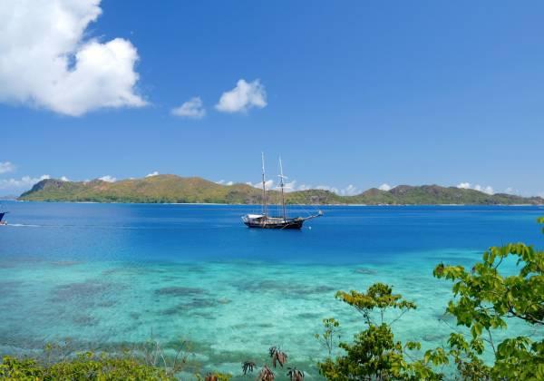 Curieuse Island,Seychelles