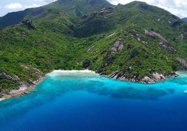 Anse Diri, Seychelles