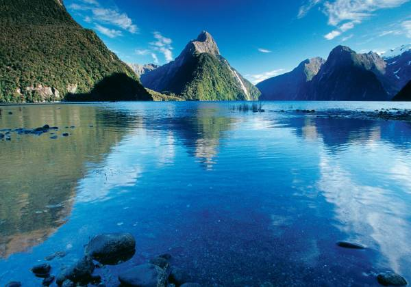 Milford Sounds, Te Anau