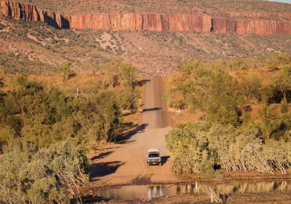 Gibb River Road Crossing