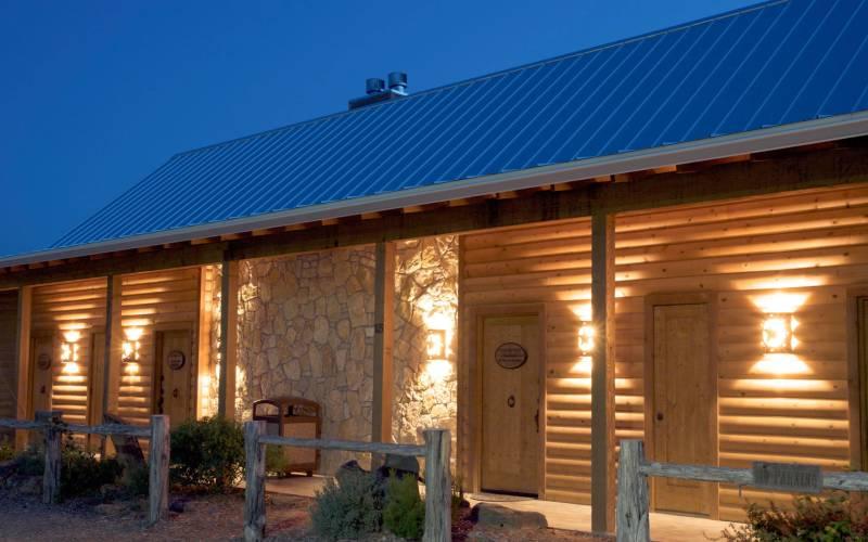 Cabin suites