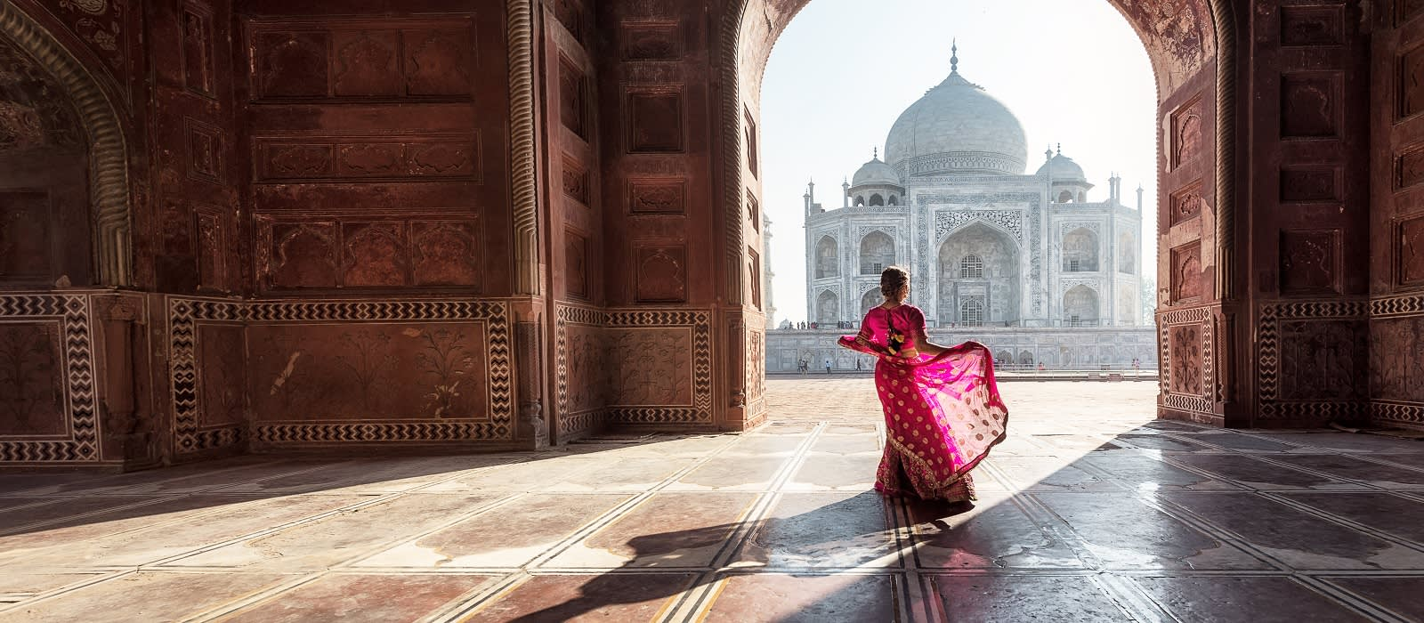 Enchanting Travels India Tours Taj Mahal
