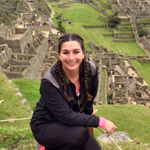 Stephanie Salinas Traveled with Enchanting Travels to Peru, South America