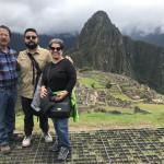 Virginia Takenaga Traveled with Enchanting Travels to Peru