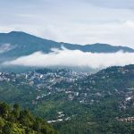 Chandigarh: Mount Shimla Panorama