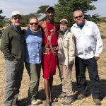 Cheryl Anne Peck Traveled with Enchanting Travels - Kenya Rwanda, Africa
