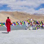 Enchanting Travels India Tours Leh Pangong lake leh ladakh india - himalaya trekking