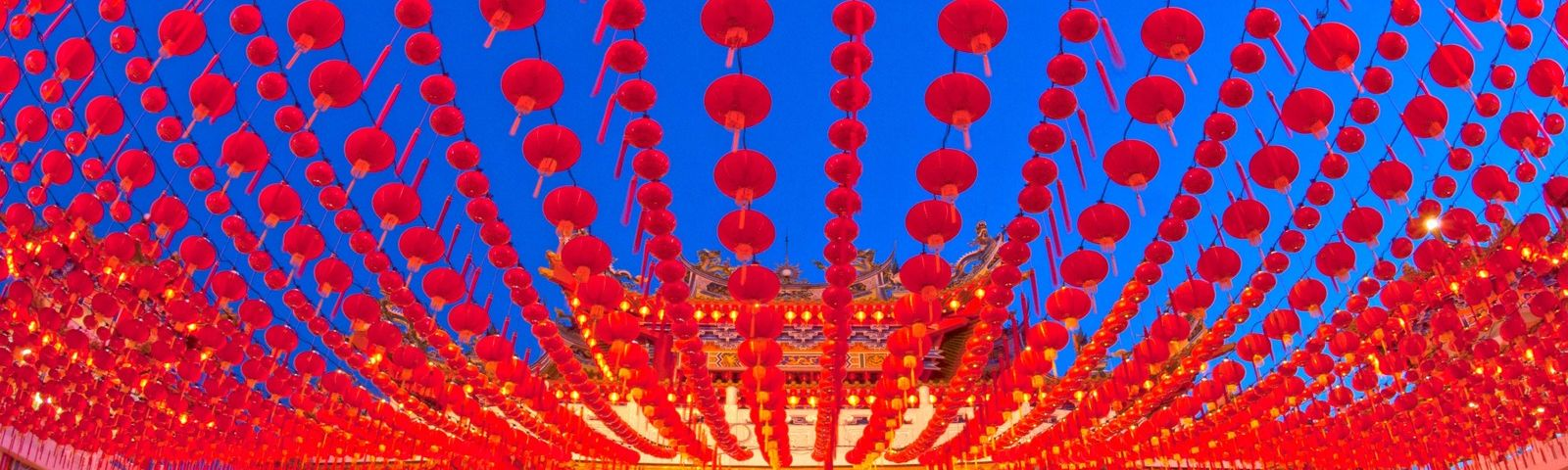 Asien Sehenswürdigkeiten: Thean Hou Tempel in Malaysia