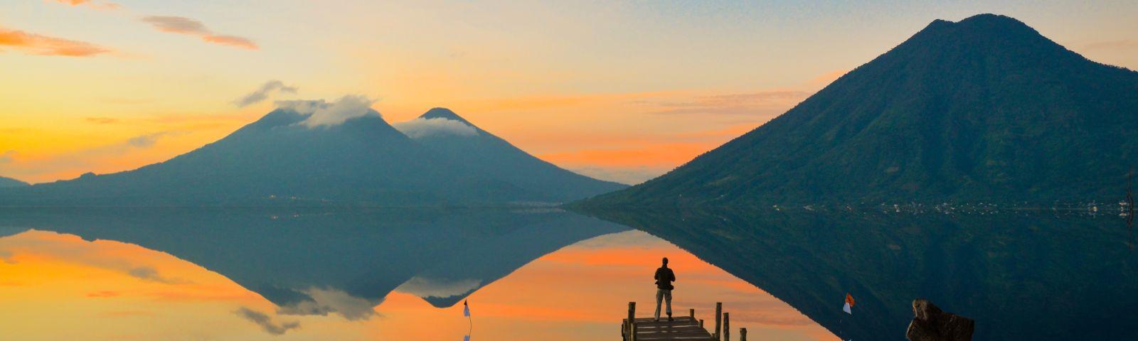 Atitlan See Beste Reisezeit Guatemala