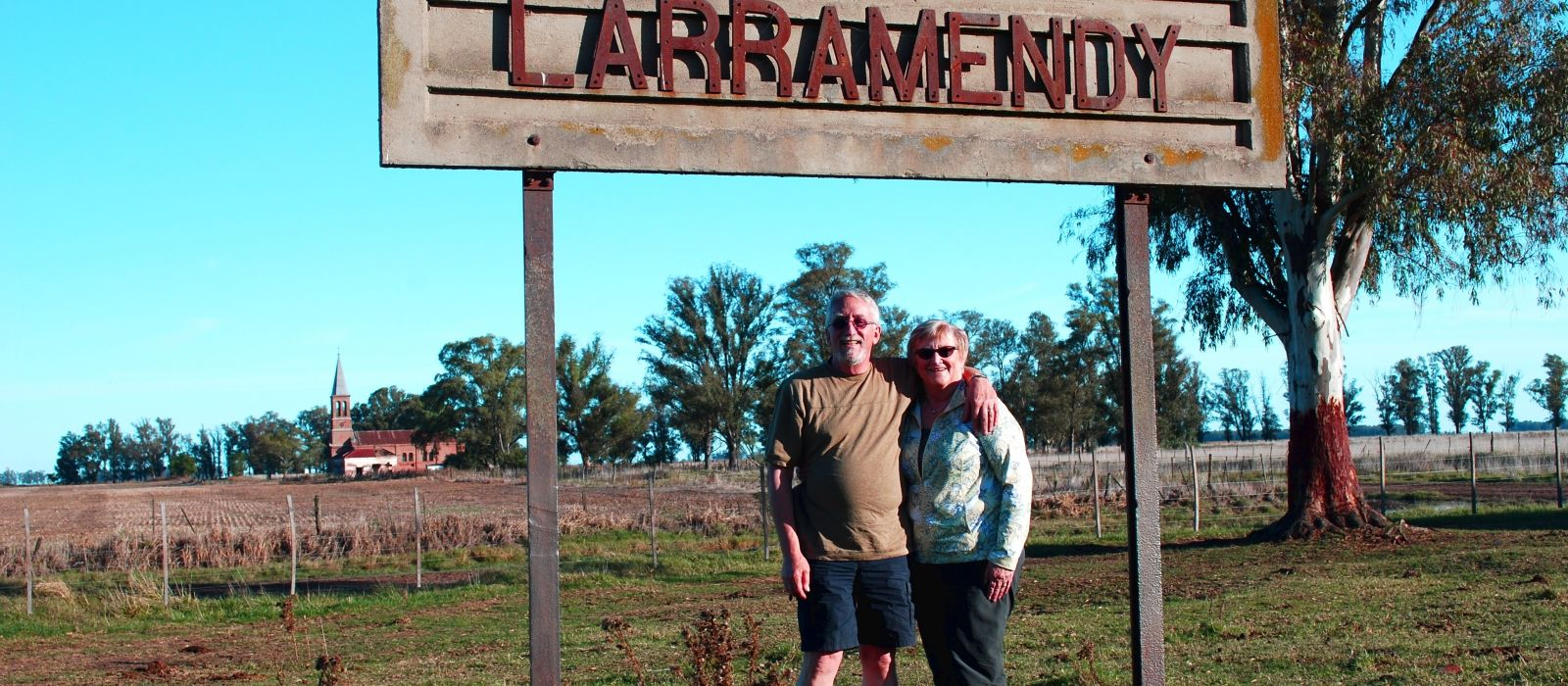 Looking for Larramendy: An Enchanting Travels Adventure!