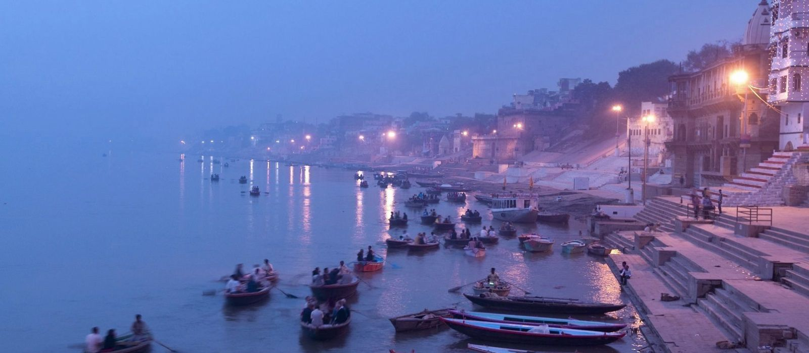 See vibrant Varanasi when you travel to India