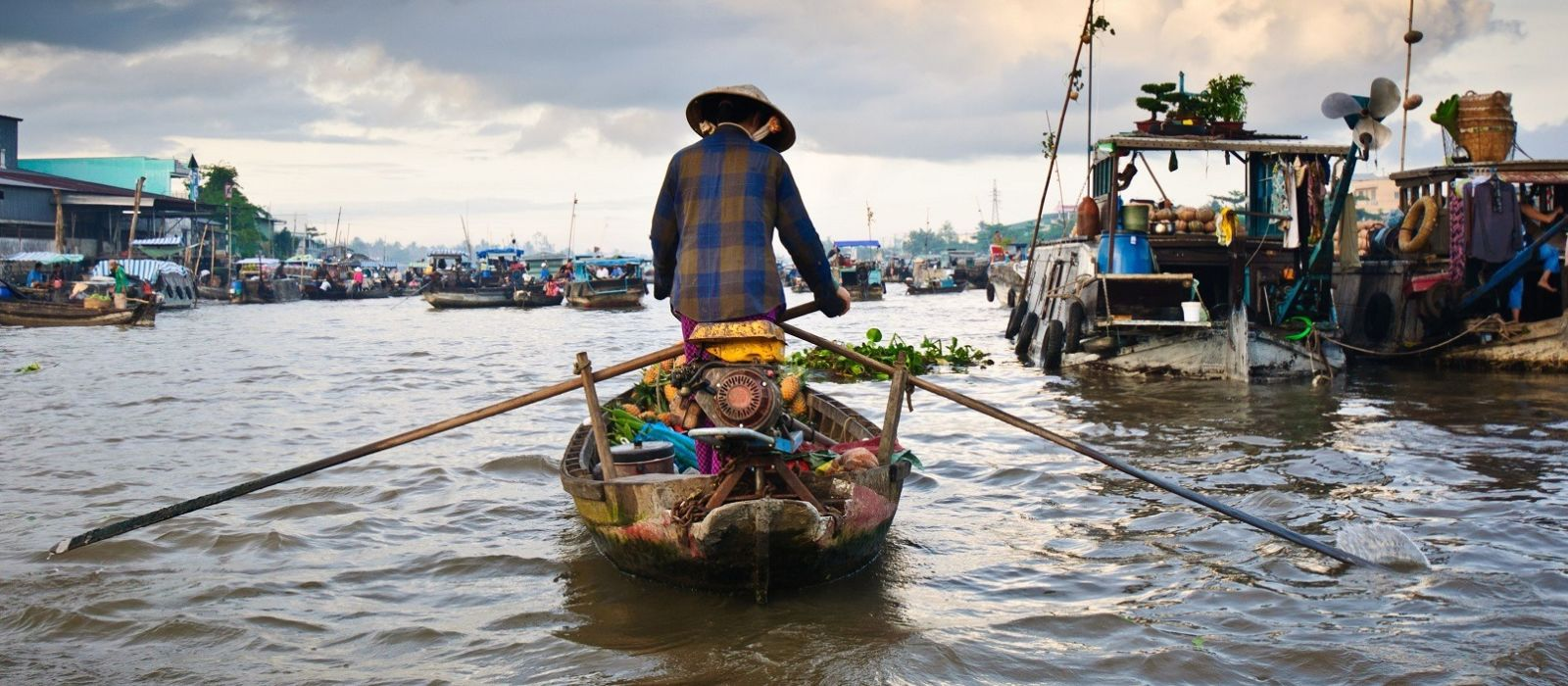 Experience the Floating Life on Your Mekong Delta Tour