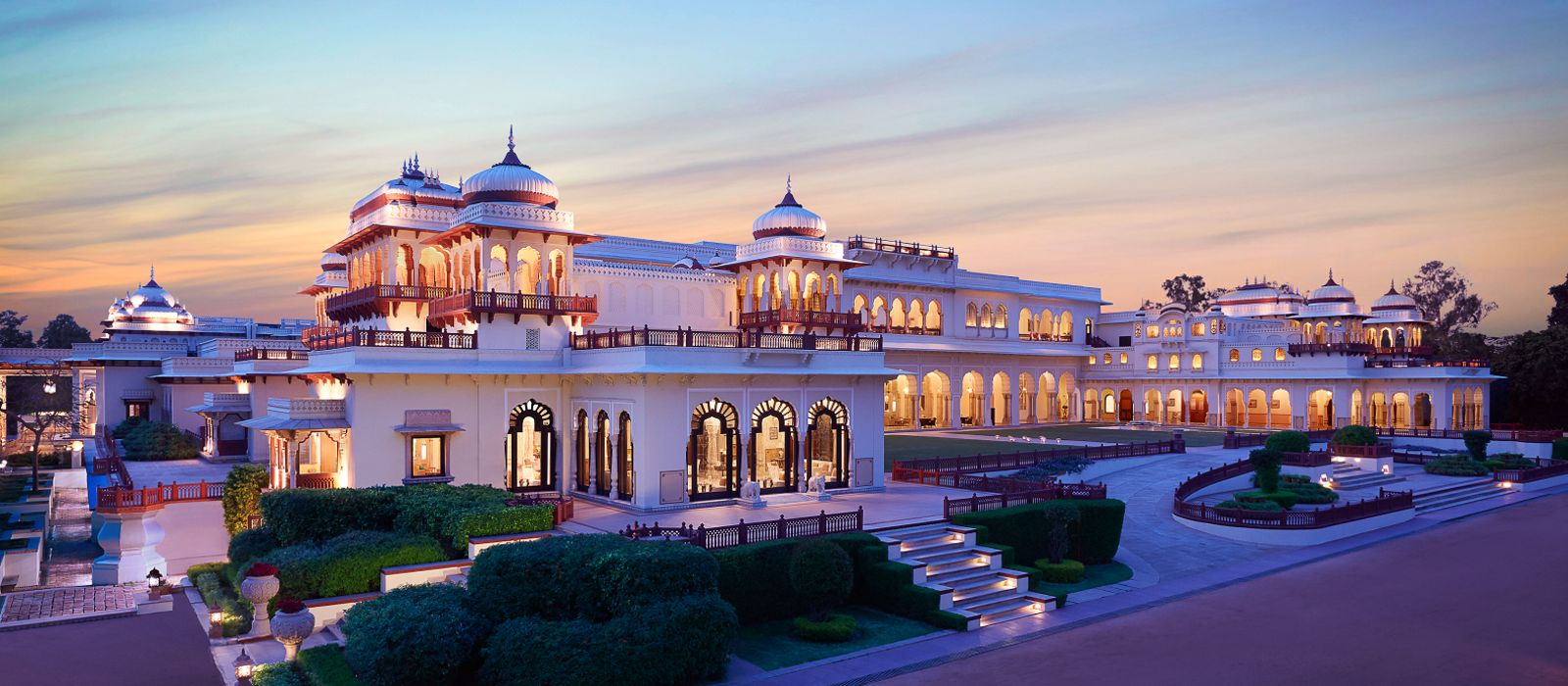 A Time Travelers Guide To Indian Palace Hotels