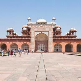 Agra ist auf Indien Rundreisen Pflichtprogramm
