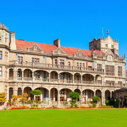 Enchanting Travels India Tours The Indian Institute of Advanced Study (before the Viceregal Lodge) is a research institute based in Shimla, India