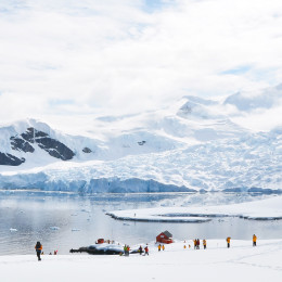 adventure expidition Antarctica