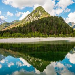 Jasna-See, Slowenien