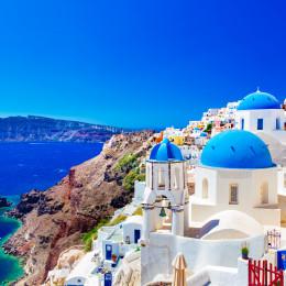 Oia, Santorin, Griechenland