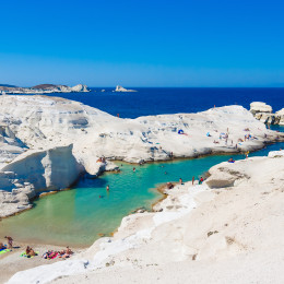 Milos - things to do in Greece
