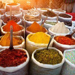 Markt auf Goa