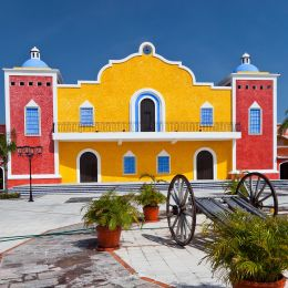 Enchanting Travels Mexico Tours Mexican hacienda in the Mayan Riviera, Yucatan