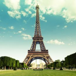 Enchanting Travels Europe Tours The Eiffel Tower in Paris, France