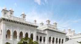 Hotel Taj Falaknuma Palace, South India Tours - Hyderabad, India