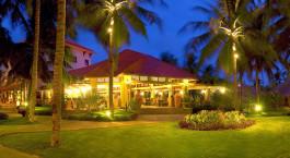 Exterior view of Terracotta Resort and Spa Hotel in Mui Ne, Vietnam