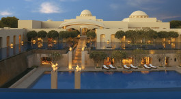 Pool in Trident Hotel Gurgaon Delhi India