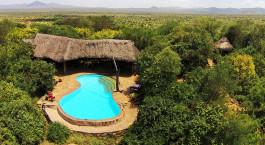 Enchanting Travels - Kenya Tours - Laikipia Il-Ngwesi-Kenya-Pool