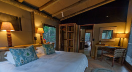 Room at Rocktail Beach Camp in Isimangaliso, South Africa