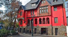 Enchanting Travels - South America Tours - Argentina- Castillo Rojo Hotel - exterior