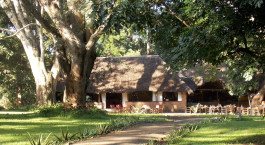 Exterior view at hotel Rivertrees Country Inn in Arusha, Tanzania
