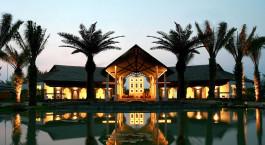 Enchanting Travels - Thailand Tours - Khao Lak - Beyond Resort Khaolak - exterior view during night