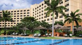 Exterior view of Dar Es Salaam Serena Hotel in Dar Es Salaam, Tanzania