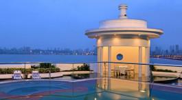Enchanting Travels - India Tours - Mumbai - Marine Plaza - Swimming pool