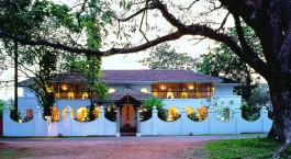 Enchanting Travels South India Tours - Cochin - Malabar House - exterior