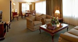 Room at Ritz Apart Hotel in La Paz, Bolivia