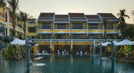 Pool im La Siesta Resorts & Spa Hoi An Hotel in Hoi An, Vietnam