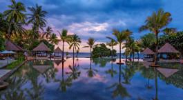 Pool at The Menjangan, West Bali National Park, Indonesia