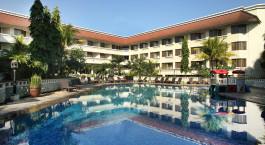 Exterior view at Santika Hotel in Indonesia, Yogyakarta