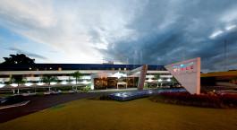 Exterior view at the Viale Cataratas Hotel, Foz do Iguacu, Brazil