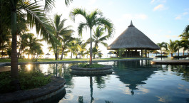 Pool at Hotel LUX* Le Morne, Mauritius