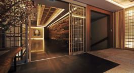 Lobby at Hotel Noku Kyoto, Kyoto, Japan