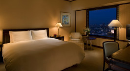 Enchanting-Travels-Japan-Tours-Osaka Hotels-Hilton-Osaka Room