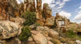 Enchanting Travels South Africa Tours Cederberg Hotels Kagga Kamma room